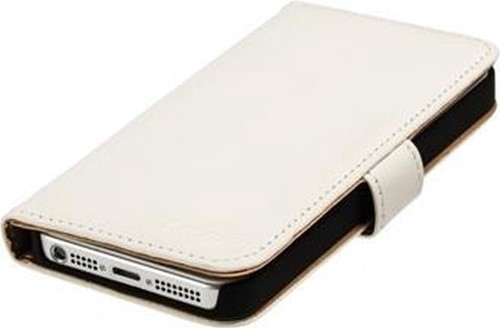 Portefeuillehoes iPhone 6plus wit