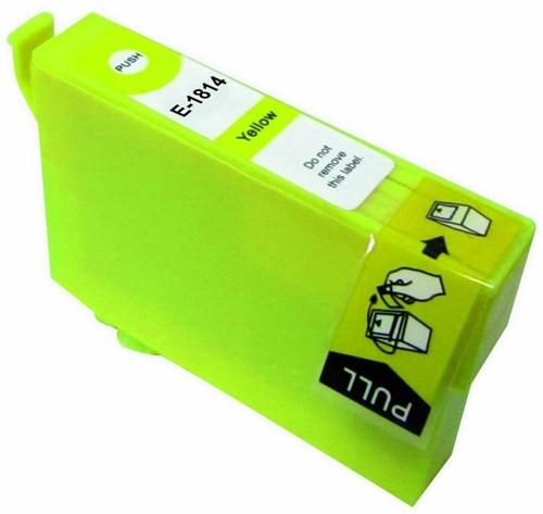 SecondLife - Epson 18 XL Yellow (T 1814)