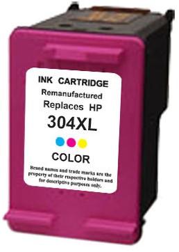 SecondLife - HP 304 XL Color