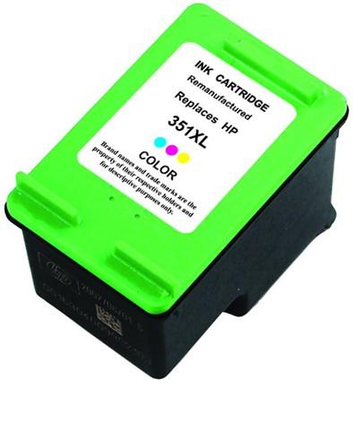 SecondLife - HP 351 XL Color