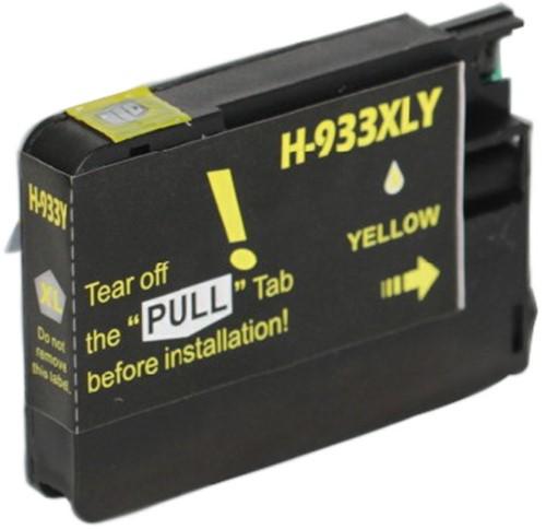 SecondLife - HP 933 XL Yellow