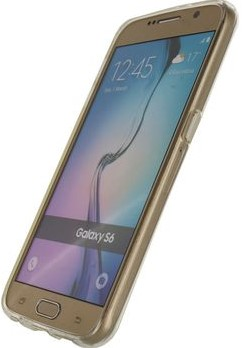 Mobilize gelhoes Samsung Galaxy S6 clear
