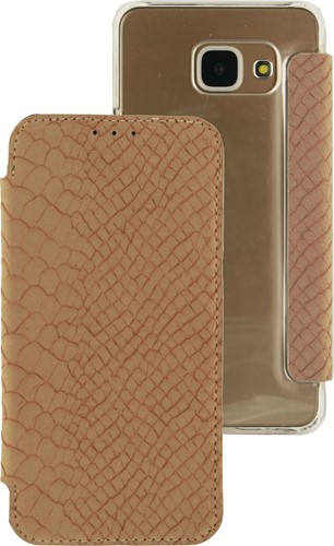 Mobilize booklet Samsung Galaxy A3 2016 soft snake rose
