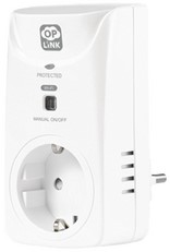 Oplink beveiliging smart plug