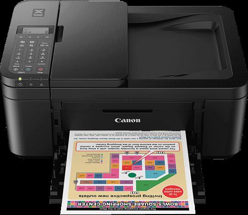 PIXMA TR4550 Inkjet 4800 x 1200 DPI A4 Wi-Fi